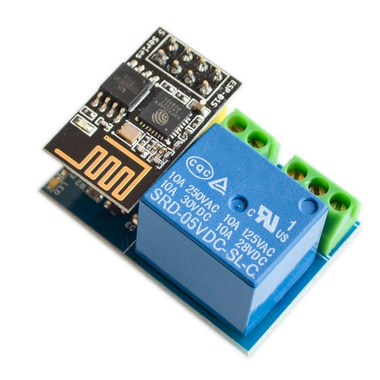 ESP-01S Relay Module V1.0